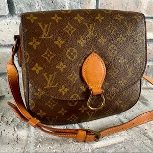 Louis Vuitton Vintage Saint Cloud GM